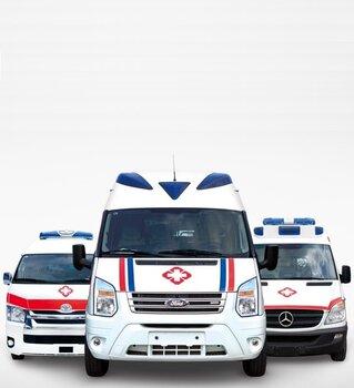 曲靖120救护车转运—24小时服务
