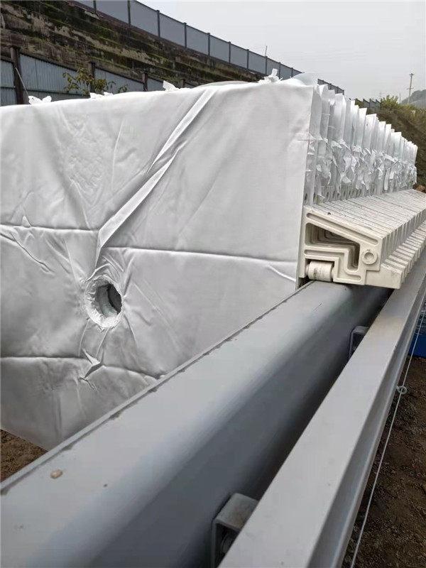随州顶管污水净化压滤机租赁