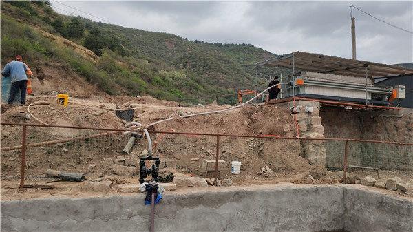 铜陵污泥脱水机厂家