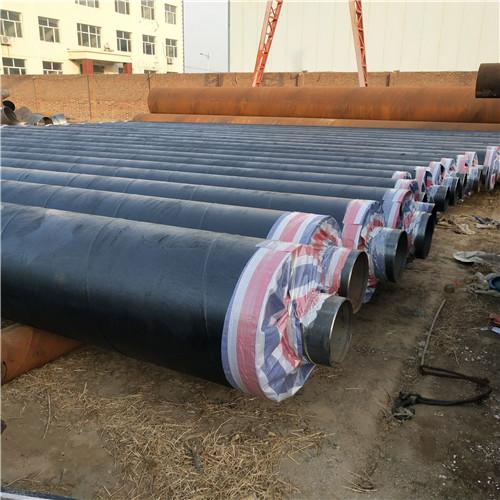 水用黑皮子聚氨酯DN125钢管含税含运价呼和浩特市武川县