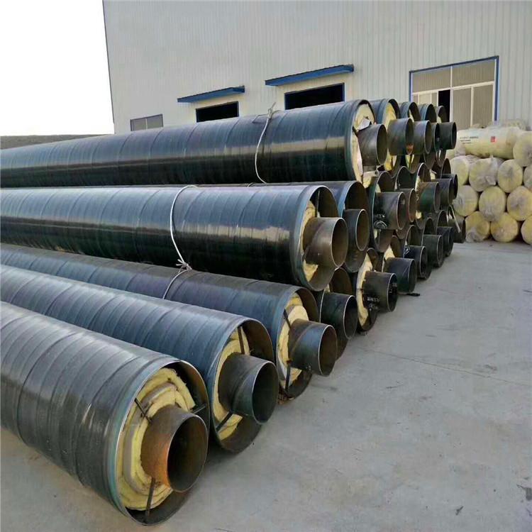 山西省运城市蒸汽钢套钢保温管厂家