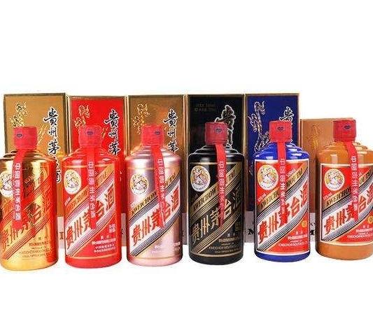 【本地】2012年的五星茅台酒回收价格一览表