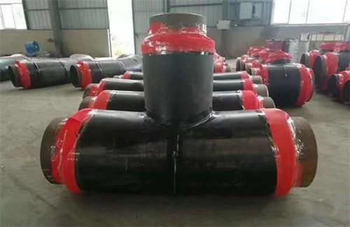 钢套钢蒸汽玻璃棉保温管每米价格河南顶山