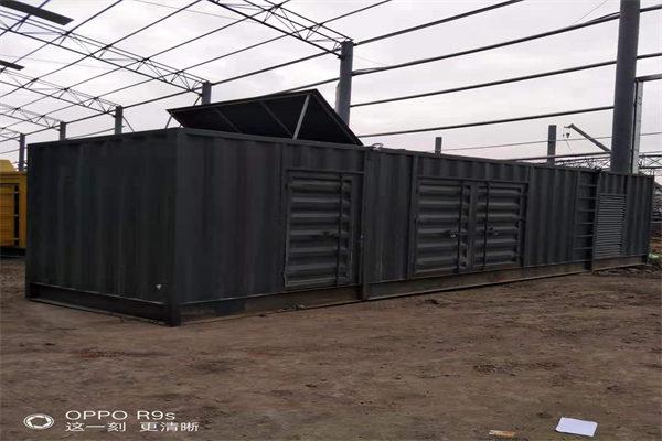 勉县本地租赁发电机公司,节能环保