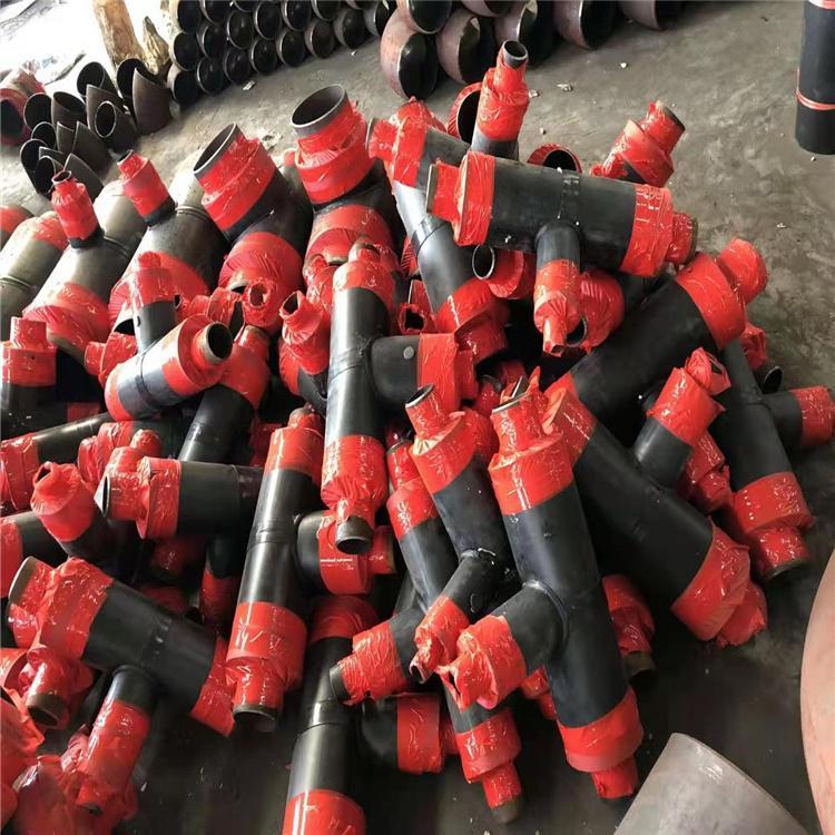 黑龙江省佳木斯市钢套钢地埋蒸汽管