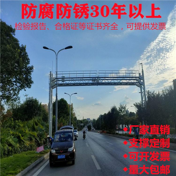 广元市公共噪音污染立杆三枪机监控立杆室外杆件指导专家