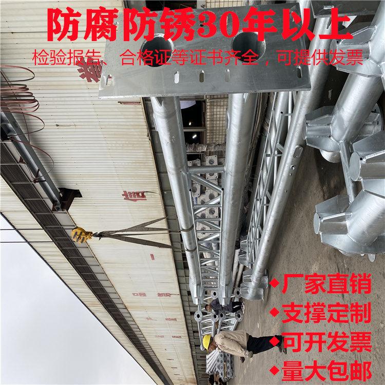遂宁市射洪县公共噪音污染立杆单立柱抓拍监控立杆室外杆件指导专家