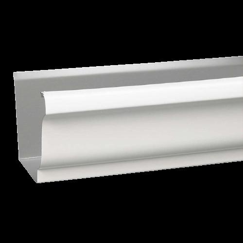 无锡宜兴白色排水管 K型天沟 静电粉末喷涂