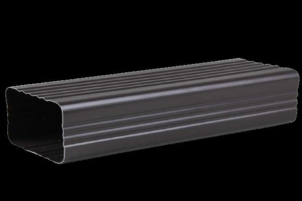 恩施建始彩色排水管 金属成品檐槽 供求信息
