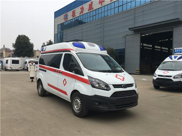 安徽省伤残转运车金杯海狮救护车一般多少钱