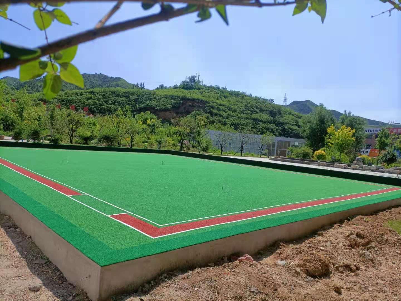 梅州门球场的人造草坪一米多少钱