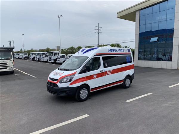 辽宁省福特救护车高端救护车厂家价格