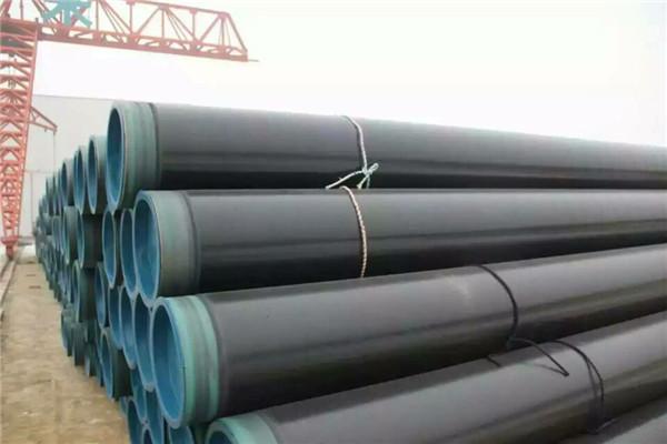 讲解:530*9防腐螺旋钢管价格米价