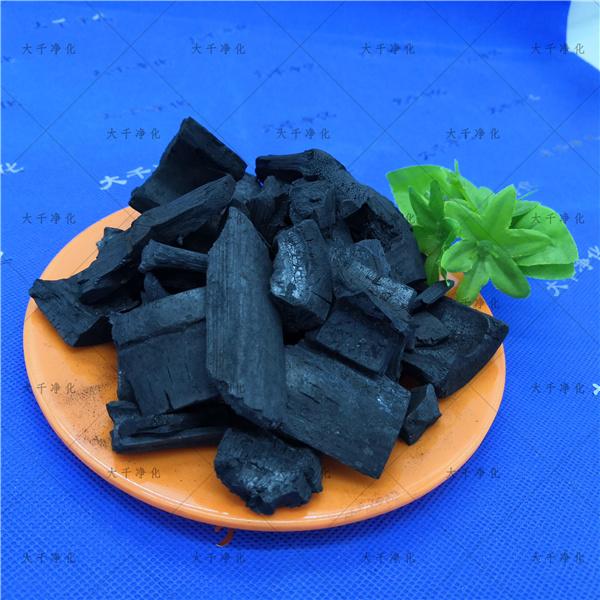 上海市宝山区除臭填料竹炭填料生产厂家