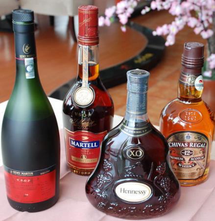 珠海回收轩尼诗李察洋酒价格多少钱-名酒回收
