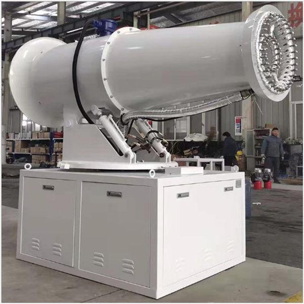孟州高射程降尘雾炮机设备降尘雾炮机