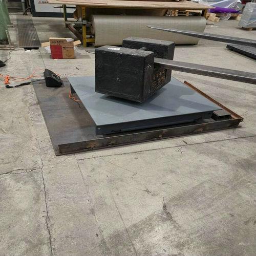 雷山电子地秤3吨功能