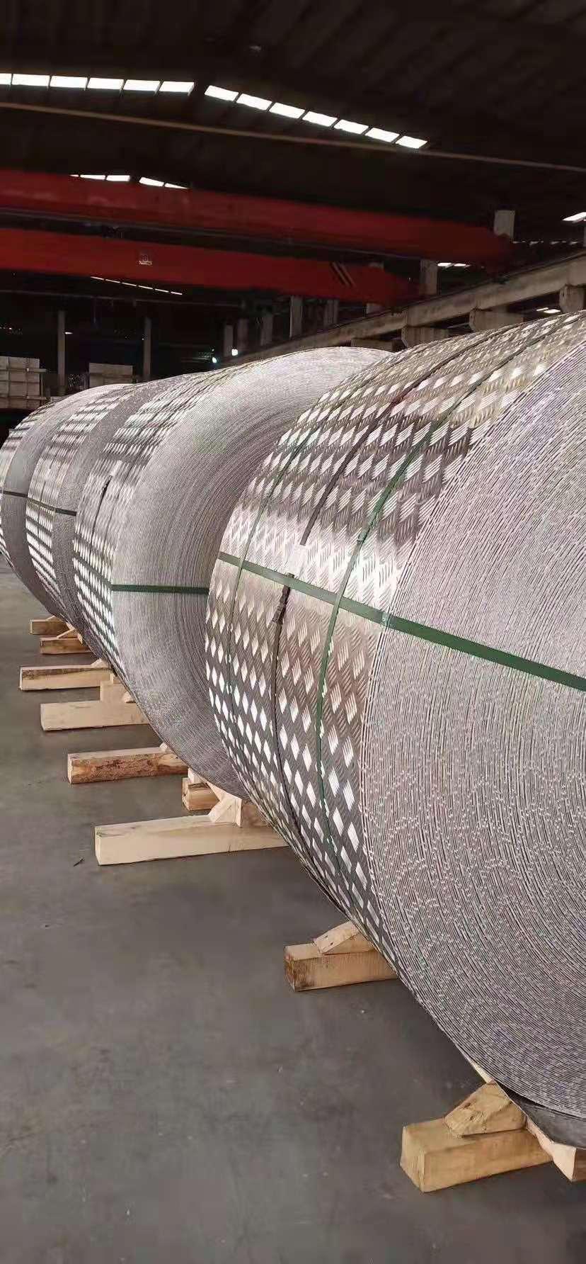 陕西省西安市0.2mm保温铝卷多少钱铝皮铝卷厂家现货销售