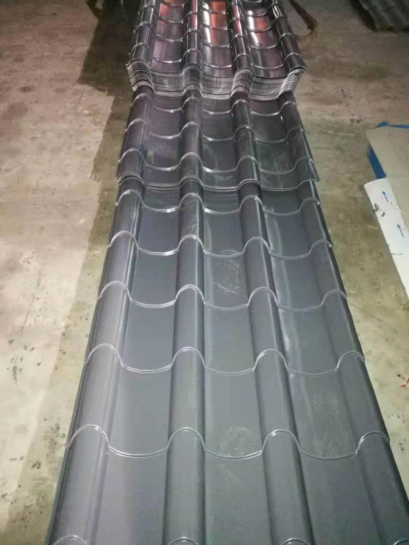 廣西壯族自治區防城港市仿古瓦加工廠保溫防腐鋁卷板廠家