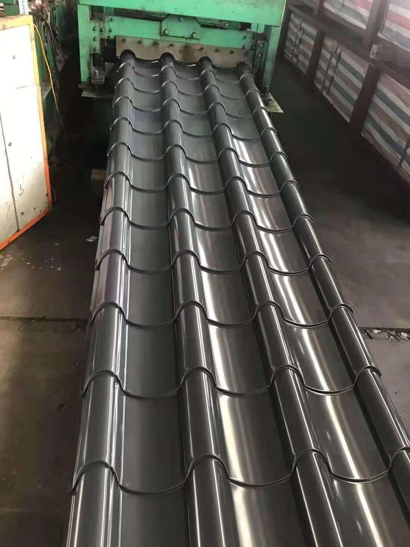 甘肃省嘉峪关市绿色保温彩卷现货保温防腐铝卷板厂家