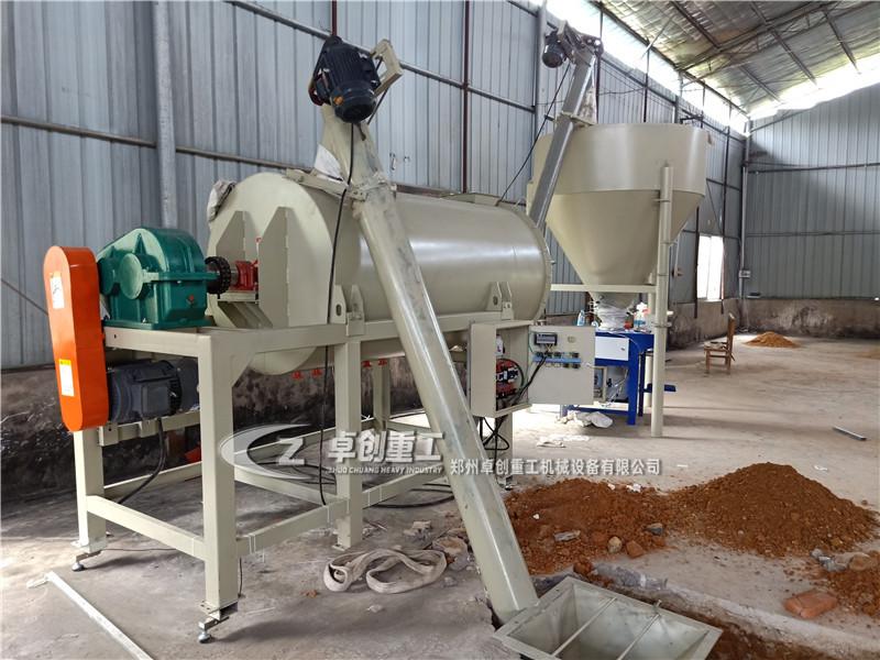 宁德干粉砂浆设备质保三年