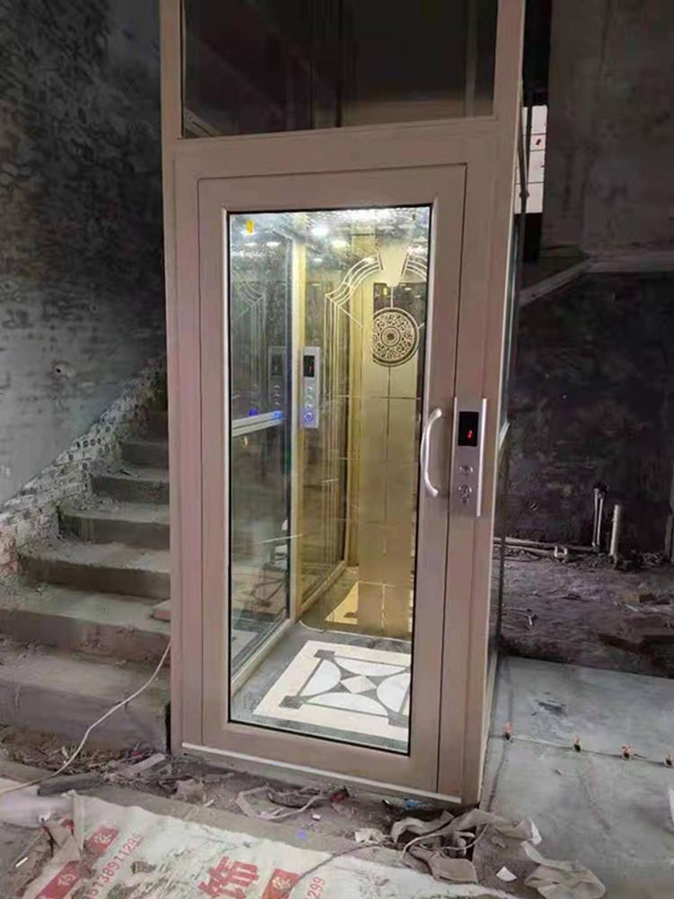 周村小型家用电梯造价几何