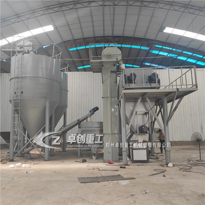 松原干粉砂浆搅拌机代理分销