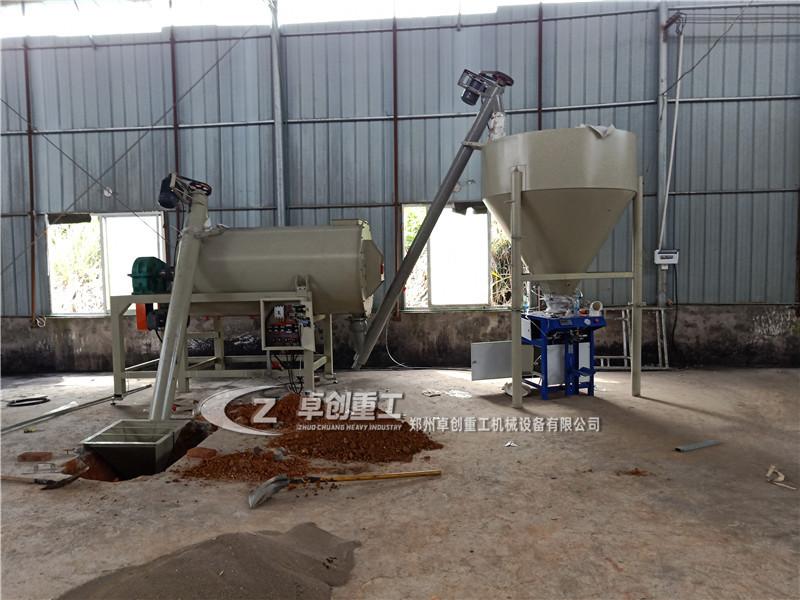 定西干粉砂浆设备批发价格