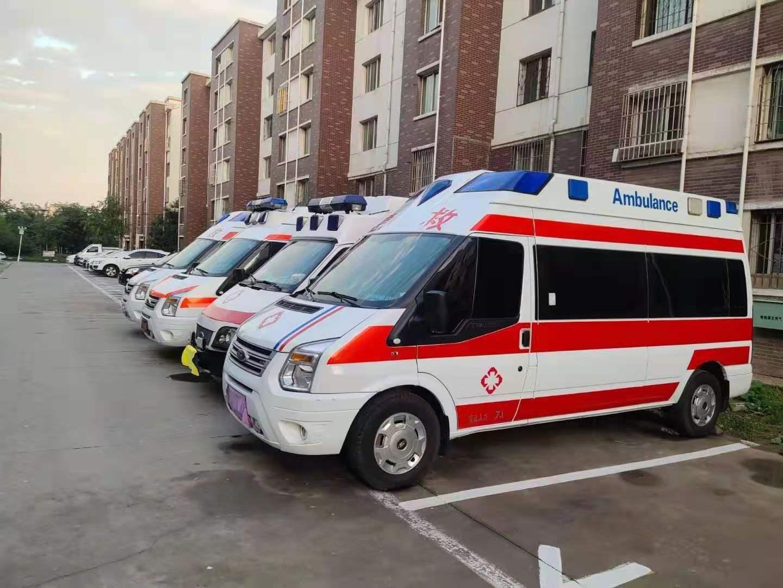 玉溪私人120救护车出租—全国覆盖