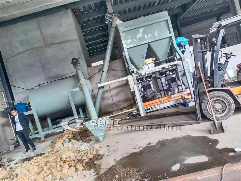 六盘水干粉砂浆生产线使用寿命长