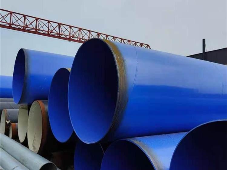 白银市内环氧涂塑复合钢管哪里有-恒泰管道王工