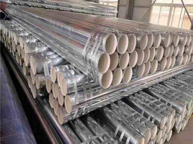 漯河市内外涂塑复合钢管实体厂家-恒泰管道王工