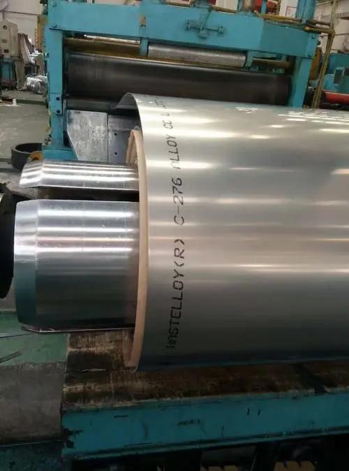 丽水Inconel800复合钢板