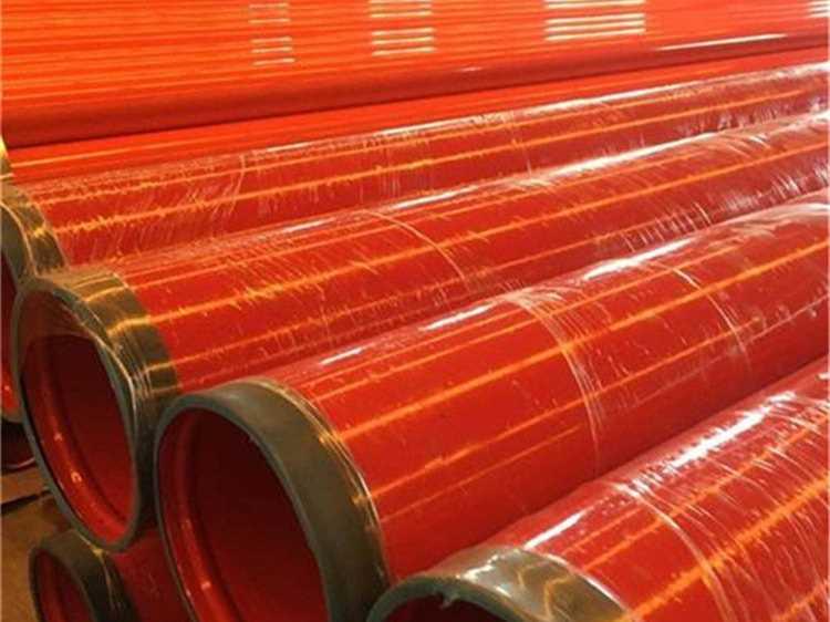 保山市涂塑直缝焊管厂家供应-恒泰管道王工