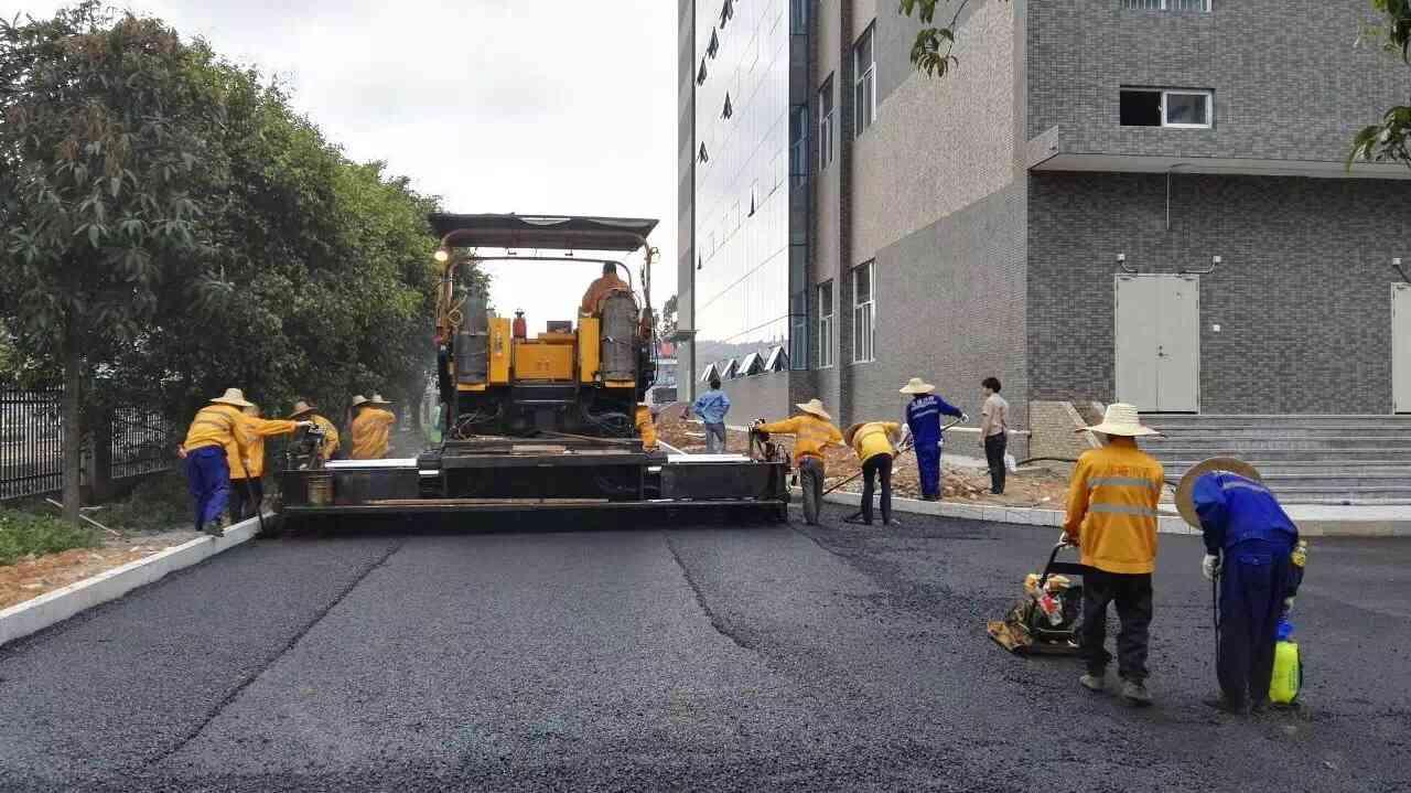 惠州市惠东县绿道沥青路面施工报价