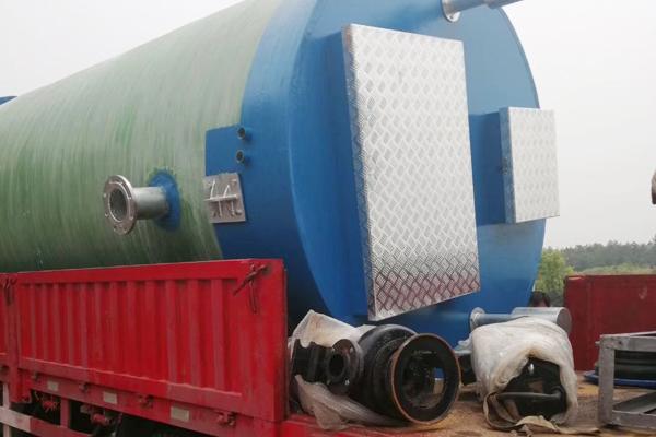 黄冈浠水一体化污水泵站多少钱一套「获取报价方案」