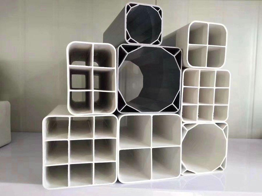 塔城和布克赛尔PVC九孔栅格管生产厂家河北万凯