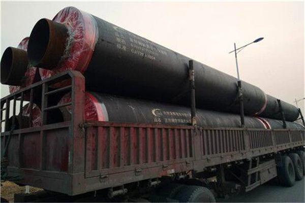 宁波市:钢套钢预制保温钢管过磅含税价格+【友浩】
