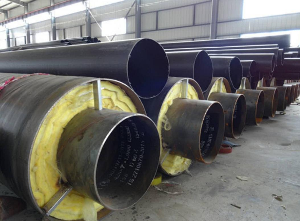 天津市:630*10钢套钢蒸汽保温管每米价格+【友浩】