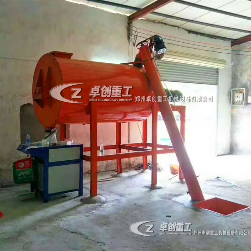 哈密干粉砂浆混合机产量10吨