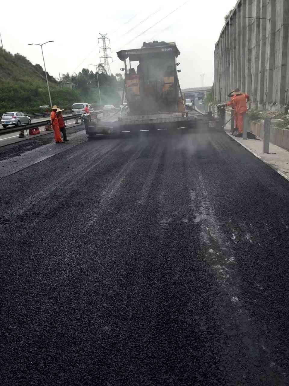 博罗公庄工厂沥青路面施工多少钱