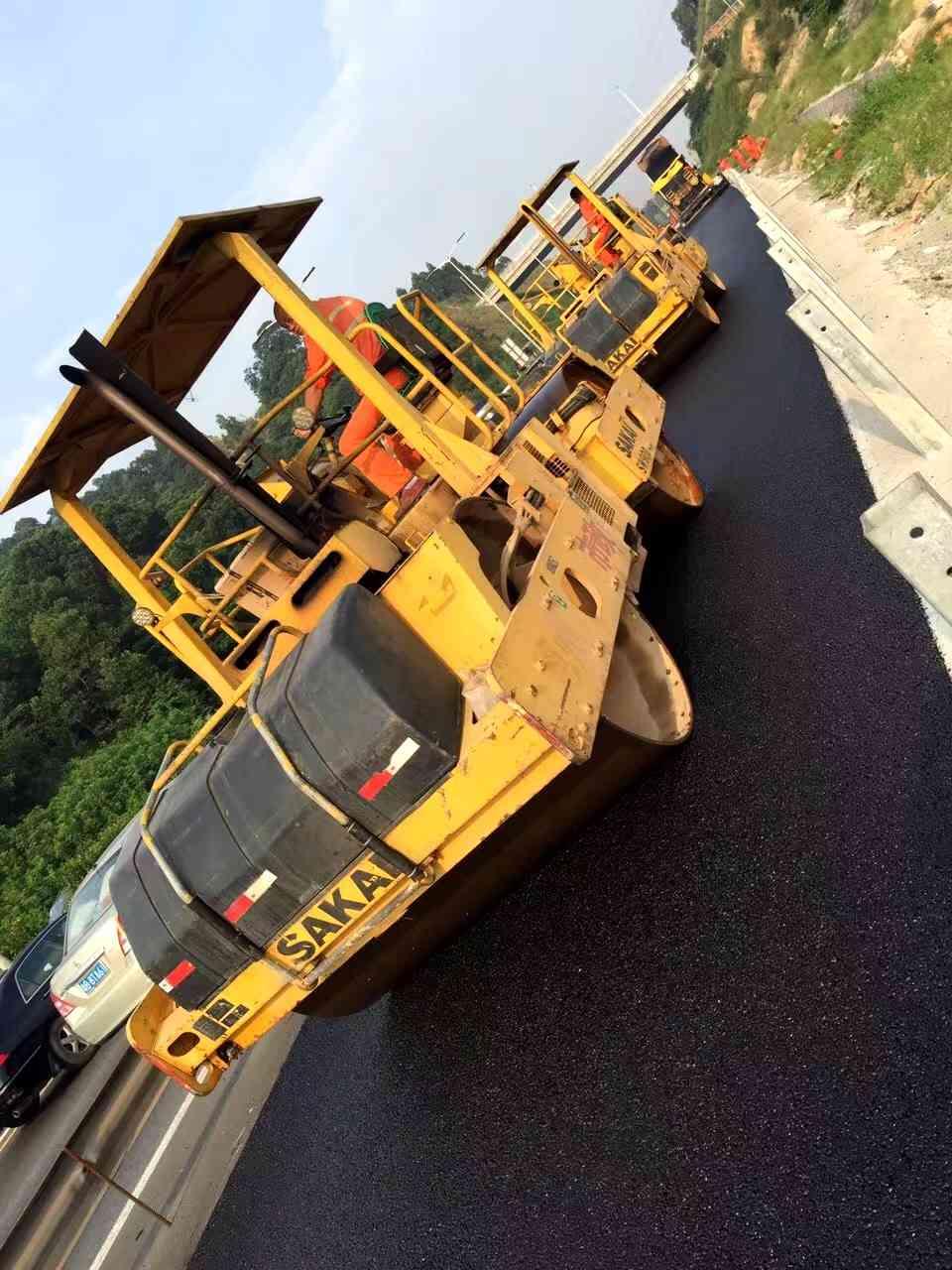 惠城区柏油沥青路面施工