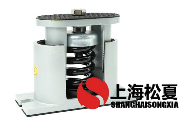 克拉玛依ZTA型阻尼弹簧减震器生产厂家上海