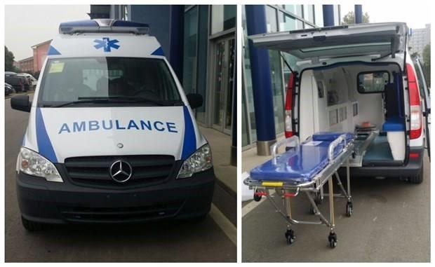 市中区长途120救护车转院—带呼吸机