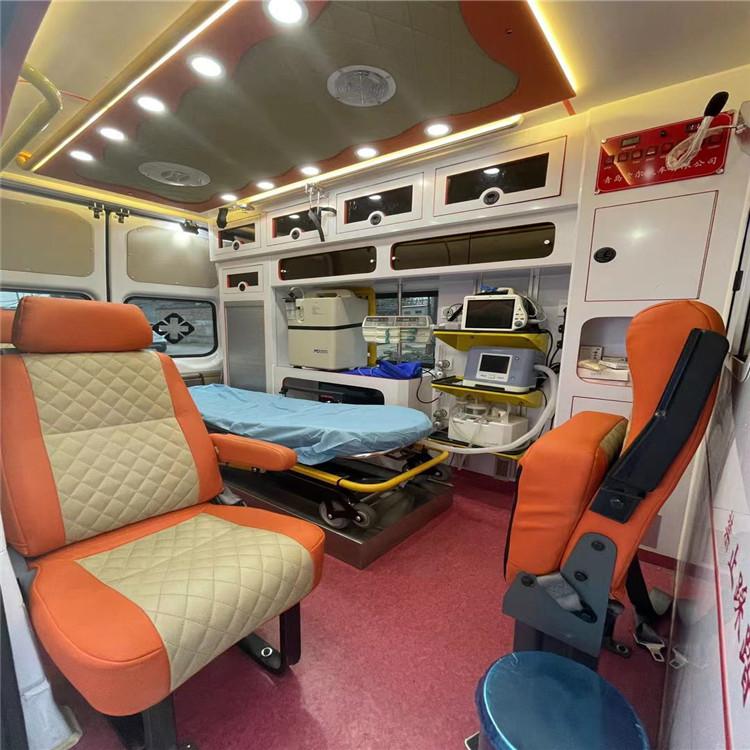 包头跨省长途120救护车出租—晋城120救护车转运
