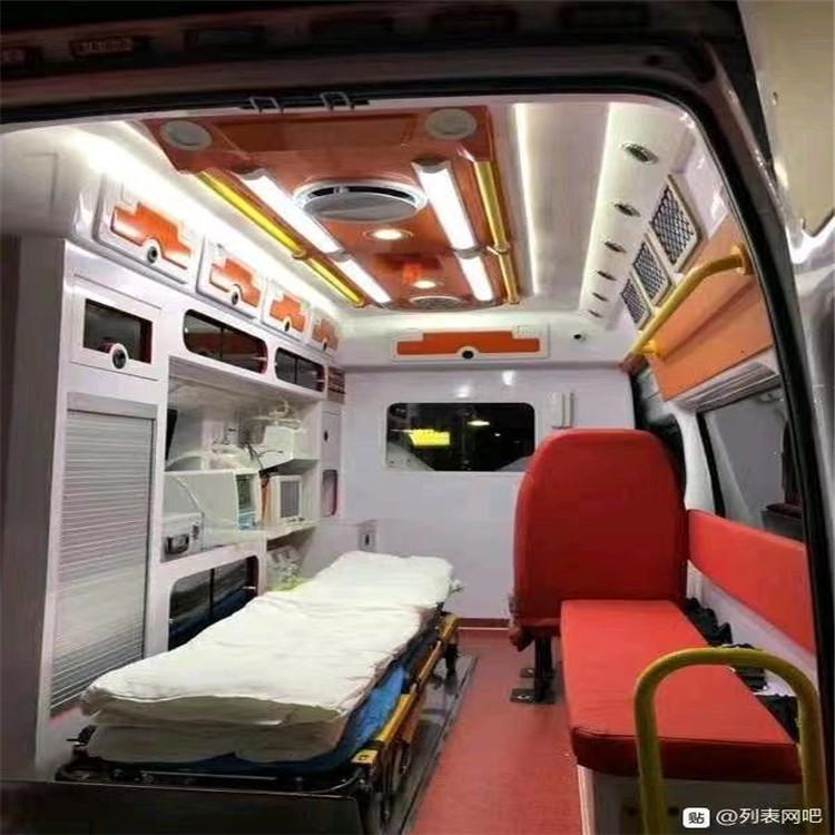 大连私人120救护车出租—全国覆盖