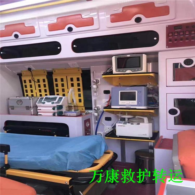玉溪出租救护车服务热线