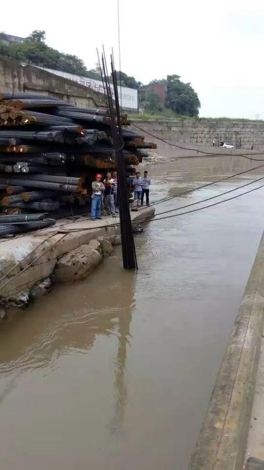 头条:甘肃庆阳水下打捞公司 专业打捞价格优惠、技术一流