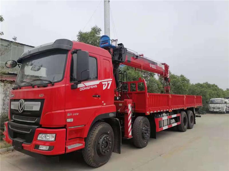 陕西省西咸新区宏昌天马20吨随车吊哪一款好--新推荐