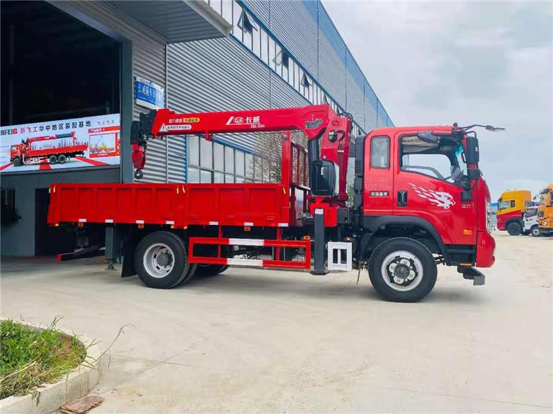 广东省中山市东风K5轴10吨随车吊介绍--欢迎您